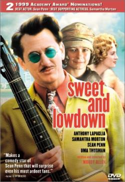 Sweet And Lowdown DVD Cover Art