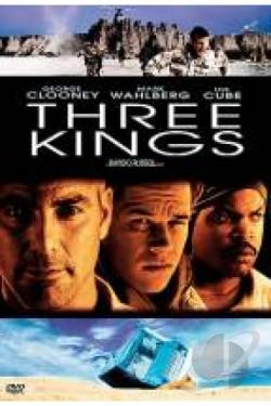 Three Kings DVD Cover Art