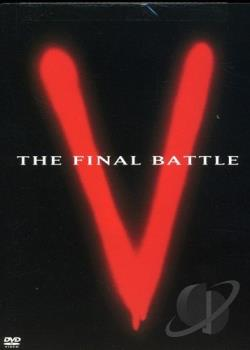 V: The Final Battle DVD Cover Art