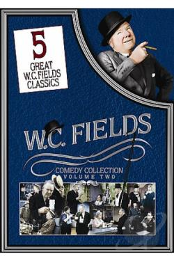 W.C. Fields Comedy Collection: Volume Two DVD Cover Art