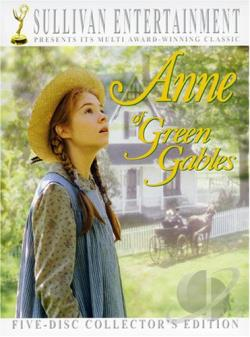 Anne of Green Gables - The Collection DVD Cover Art