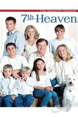 7th Heaven - The Complete Seventh Season DVD Cover Art