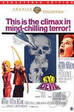 Eye of the Devil DVD Cover Art