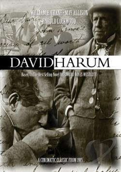 David Harum DVD Cover Art