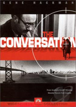 Conversation DVD Cover Art