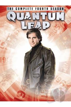 Quantum Leap - The Complete Fourth Season DVD Cover Art