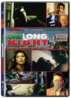 One Long Night DVD Cover Art