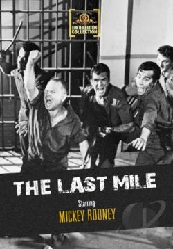 Last Mile DVD Cover Art
