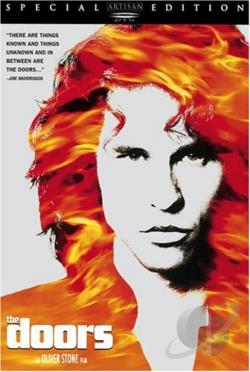 Doors DVD Cover Art