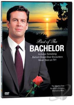 Bachelor - The Best Of The Bachelor DVD Cover Art