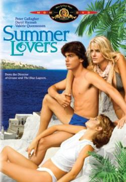 Summer Lovers DVD Cover Art
