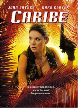 Caribe DVD Cover Art