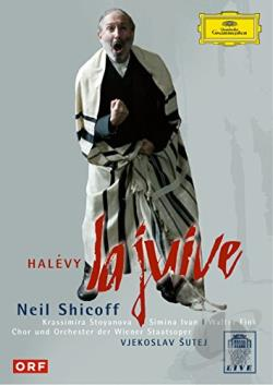 Halevy: La Juive DVD Cover Art
