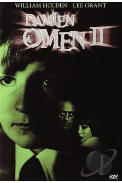 Damien: Omen II DVD Cover Art