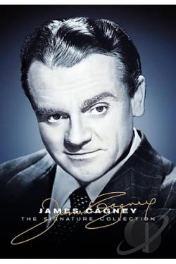 James Cagney: Signature Collection DVD Cover Art