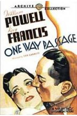 One Way Passage DVD Cover Art