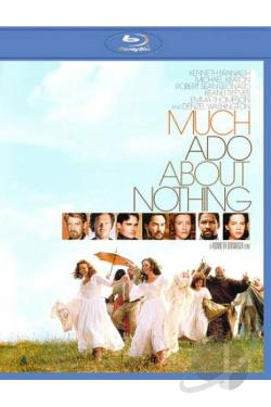Much Ado About Nothing BRAY Cover Art