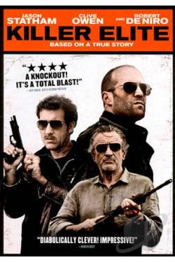 Killer Elite DVD Cover Art