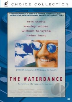 Waterdance DVD Cover Art