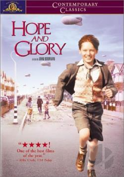 Hope and Glory DVD Cover Art