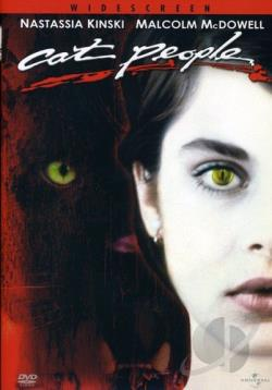 Cat People DVD Cover Art