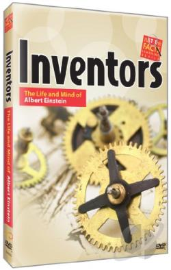 Just the Facts: Inventors - The Life and Mind of Albert Einstein DVD Cover Art