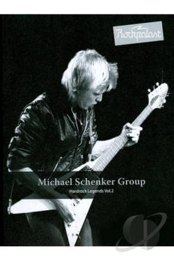 Rockpalast: Michael Schenker Group - Hardrock Legends, Vol. 2 DVD Cover Art