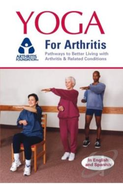 Yoga for Arthritis DVD Cover Art