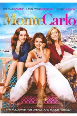 Monte Carlo DVD Cover Art