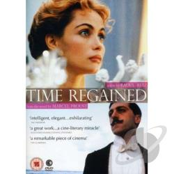 Time Regained DVD Cover Art