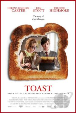 Toast DVD Cover Art
