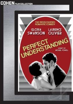 Perfect Understanding DVD Cover Art