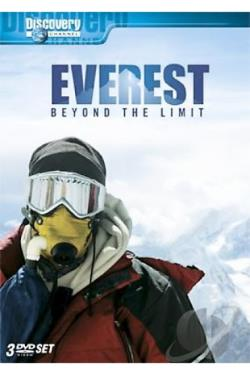Everest: Beyond the Limit DVD Cover Art