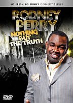 Rodney Perry: Nothing But the Truth DVD Cover Art