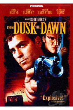 From Dusk Till Dawn DVD Cover Art