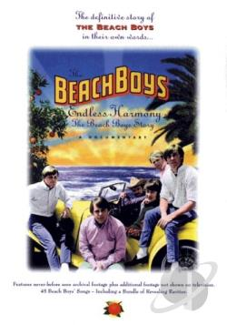 Beach Boys - Endless Harmony: The Beach Boys Story DVD Cover Art