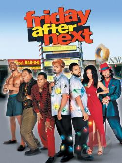 Friday After Next DVD Cover Art