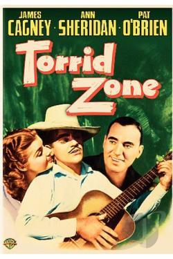 Torrid Zone DVD Cover Art