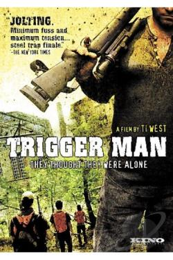 Trigger Man DVD Cover Art