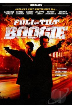 Full-Tilt Boogie DVD Cover Art