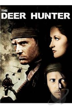 Deer Hunter DVD Cover Art