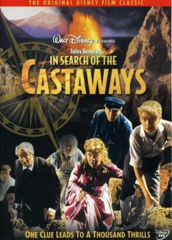 In Search of the Castaways DVD Cover Art