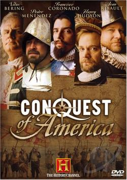 Conquest of America DVD Cover Art