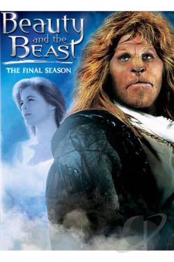 Beauty and the Beast - The Complete Third Season DVD Cover Art
