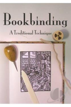 Bookbinding - A Traditional Technique DVD Cover Art