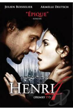 Henri 4 DVD Cover Art