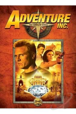 Adventure Inc. - The Complete Series DVD Cover Art