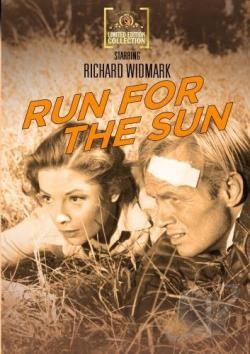 Run for the Sun DVD Cover Art