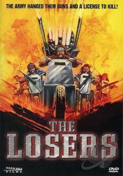 Losers DVD Cover Art