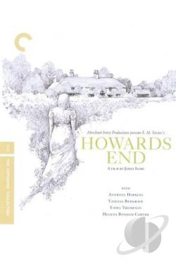 Howards End BRAY Cover Art